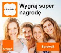 """Konkurs """"Wakacje z Orange 3"""""""