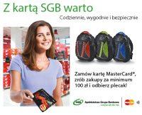 Promocja karty MasterCard