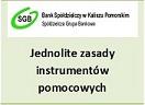 Jednolite zasady instrumentów pomocowych