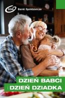 Wszystkim Babciom i Dziadkom życzymy dużo zdrowia i szczęścia!